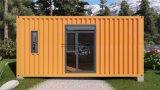 단 하나 아파트를 위한 20FT Hq 조립식 가옥 또는 조립식으로 만들어진 모듈 이동할 수 있는 선적 컨테이너 집