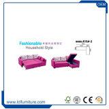 Кровать софы кровати софы ткани Modren складывая многофункциональная шикарная с коробкой хранения