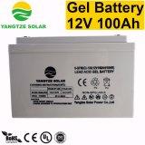 Batterie profonde 100ah de cycle scellée par pouvoir du Yang Tsé Kiang