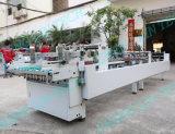 Ökonomische klebende Maschine für Plastikkasten
