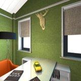 Écran antibruit de laines de verre pour la décoration intérieure