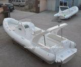 Liya 8.3m de Boot van de Rib van de Glasvezel van het Jacht van de Luxe van 20 Personen
