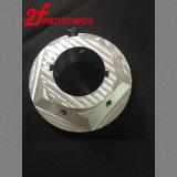 Parti di alluminio lavoranti di spazio aereo degli apparecchi dell'alloggiamento di alta precisione di plastica del metallo di CNC