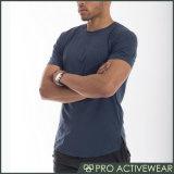 Compressão personalizadas por sublimação de Camisas de Manga Longa Curta rash guard