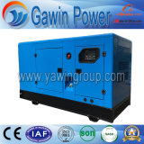 gerador Diesel do dossel 250kVA com o motor de Weichai para unidades comuns