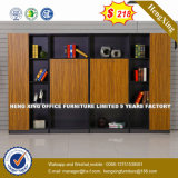 Walnut Office Furniture Filing Cupboard Fireproof Spins Storage Cabinet (HX-8N1623)