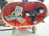 Cinzel 10mm de profundidade e profundidade de moagem de 0,5mm Martelo Bush Multifuncional Máquina do escarificador