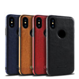 Luxury Ultra-Thin PU TPU Couro Soft Phone Caso Capa para iPhone 7/7plus/8 /8plus