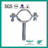 Sanitary Round Tubing Holder Pipe Hanger Stainless Steel Pipe Fitting