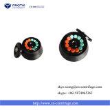 Benchtop/centrifugeert de Grote Capaciteit van de Bovenkant van de Lijst Met lage snelheid