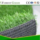 Vorm 20mm van de diamant Kunstmatig Gras voor de Gazons van het Huis