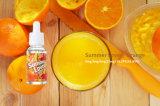 2017 orange Flüssigkeit der neue Technologie-hochwertige natürliche Gesundheits-Zusatz-30ml des Aroma-E