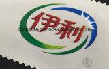 Personalizar o logotipo da impressão da transferência térmica da cor da tinta