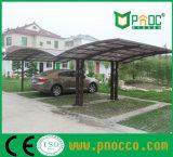 Гараж жилья алюминиевых Polycarbonated Carport (230 КПП)