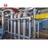 Pp.-Plastik gesponnene Beutel, welche die Zeile/Plastikfilm aufbereiten Maschine waschen