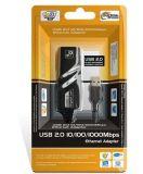 USB 2.0 de la tarjeta de red LAN con cable, para ganar 7/8/Android/Sistema operativo Mac