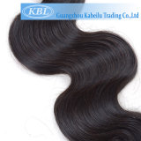 Trame péruvienne humaine de cheveu de Vierge (KBL-pH-BW)