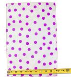 Kundenspezifische Streifen-Farben-Polywerbungs-Verschiffen-Umschlag-Beutel des Zoll-10*13