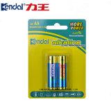 1.5V hauptsächlichbatterie-alkalischer Typ Lr6 der trockenen Batterie-AA