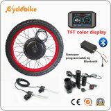 Bluetooth APP를 가진 향상 Waterproof 3000W Electric Bike Conversion Kit