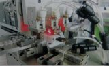 Massen-LED-Einfügung-Maschine Xzg-3300em-01-03 für InnenFarbbildschirm drei