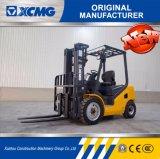 Diesel van 2.5 Ton van de Vervaardiging van de Fabriek XCMG Nieuwe Vorkheftruck