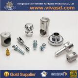La précision de pièces en laiton usiné CNC Tournage CNC Service