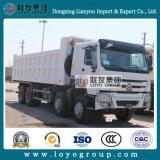 販売のための中国HOWO 8X4のダンプカートラック