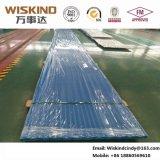 Оцинкованного стального листа крыши 750 Тип цвета миниатюры на крыше для строительного материала