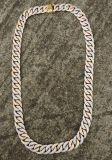Los últimos diseños de la cadena larga del oro de Missjewelry, diseños del encadenamiento del oro del Mens