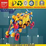 Serie di plastica dei militari delle particelle elementari dei giocattoli educativi interessanti
