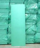 Van het polystyreen Vuurvaste Uitgedreven Plastic Xps- Bladen