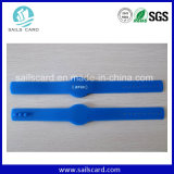 Wristband macio do PVC RFID para os pacientes que seguem no hospital