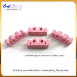 De multifunctionele MiniHouder van het Hulpmiddel van Microblading van het Silicium