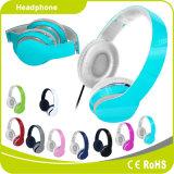 カスタマイズされた製品カラーの高性能のFoldableステレオのヘッドホーン