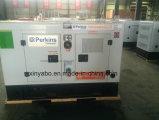 Powered by 80kw generador diesel Perkins Lista de precios de venta