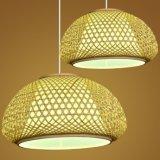 Bambusleuchter-Lampen-Farbtöne