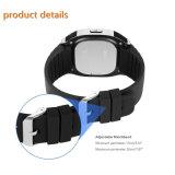 Bluetoothのスマートな腕時計T8の電話リスト・ストラップDz09 A1