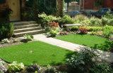 Jardín de césped artificial, césped, césped, césped paisajismo