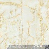 Material gris para decorar pisos de azulejos de porcelana pulida (VRP8W104, 800x800mm)