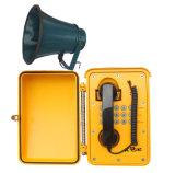 Explosionssicheres Verstärker-Telefon Geräuschunterdrückungs-PA-Telefon-Sendungs-Lautsprecher