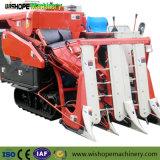 중국제를 가진 Rk-120 크롤러 밀 수확자 바인더 기계