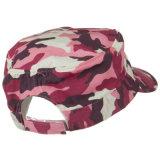 Chapeau militaire octogonal de camouflage neuf de modèle