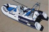 Crogiolo gonfiabile di vetroresina del crogiolo gonfiabile rigido di barca Rib390