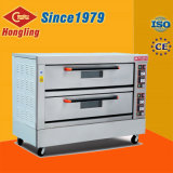 Kommerzielle industrielle Bäckerei-Geräten-Plattform-elektrischer Ofen für Brot