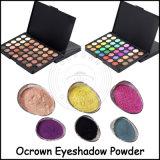 Colorants minéraux nus de renivellement de fard à paupières de poudre d'ombre d'oeil de miroitement
