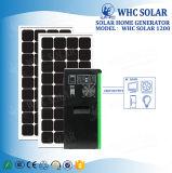 energia solare verde 1000W fuori dai sistemi solari usati casa di griglia