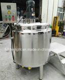 電気暖房のバッチミルクの低温殺菌器
