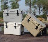Eis-Beutel-Kühlvorrichtung-Kasten Roto-Geformter Eis-Kühlvorrichtung-Kasten mit Nahrungsmittelgrad HDPE Material