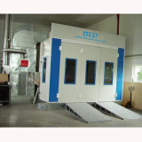 Cabine de pulvérisation de voiture de l'environnement/ Btd cabine de peinture automatique avec la CE